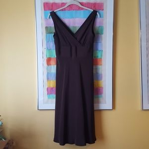 Tea length dress